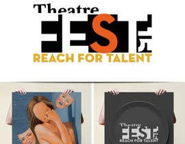 #7 for Design a Logo for TheatreFEST/15 by mariacastillo67