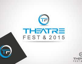 #27 cho Design a Logo for TheatreFEST/15 bởi wahed14