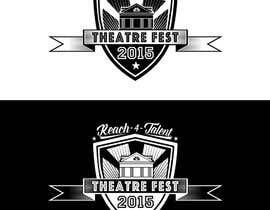 #41 para Design a Logo for TheatreFEST/15 de Wannha