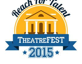 #52 for Design a Logo for TheatreFEST/15 by ITMOillustrator