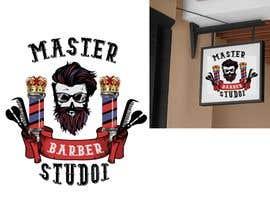 #43 for Barber Shop Logo by BrandDesign3
