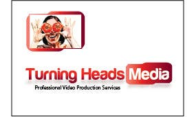 #54 for Logo Design for Turning Heads Media by elgopi