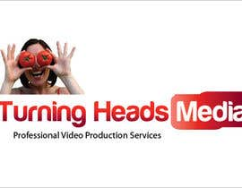 #57 for Logo Design for Turning Heads Media af elgopi