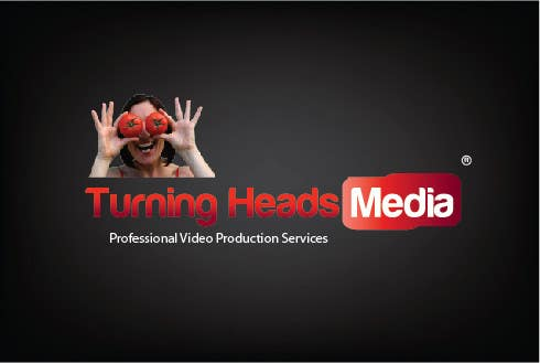 Konkurrenceindlæg #                                        58                                      for                                         Logo Design for Turning Heads Media