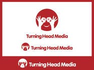 Contest Entry #45 for Logo Design for Turning Heads Media