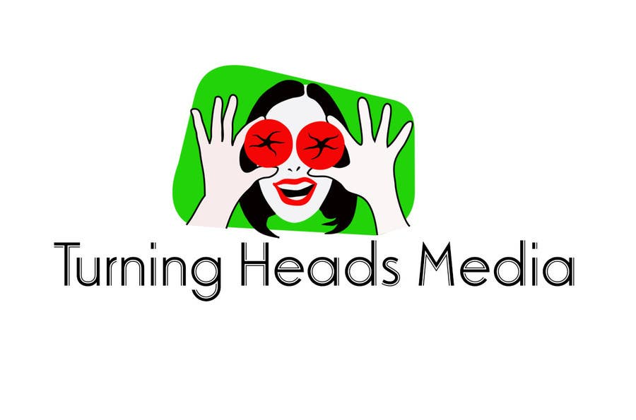 #66 for Logo Design for Turning Heads Media by nilosantillan