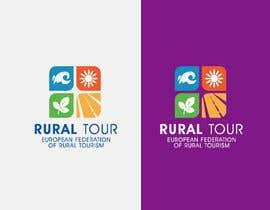 #4267 for Logo contest European Federation of Rural Tourism af shakilmahmud0001