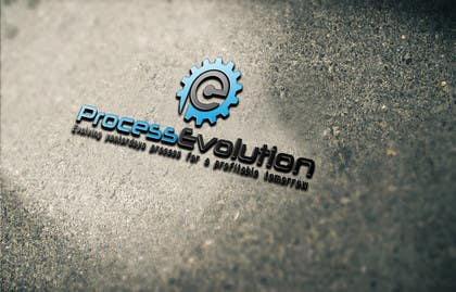 #4 for Design a logo for Process Evolution by feroznadeem01