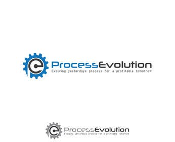 #26 for Design a logo for Process Evolution by feroznadeem01