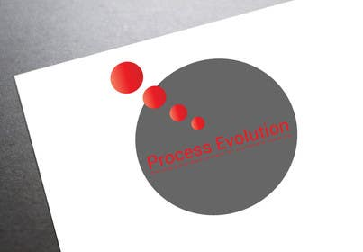 #25 for Design a logo for Process Evolution by shanzaedesigns