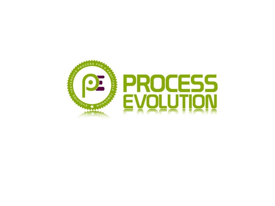 Konkurrenceindlæg #                                        28                                      for                                         Design a logo for Process Evolution