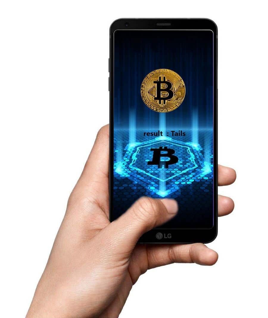 Penyertaan Peraduan #                                        19                                      untuk                                         Make me a cool coin flipping app for Android