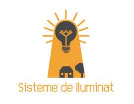 #58 for Design a Logo for illuminating systems by carolinasimoes