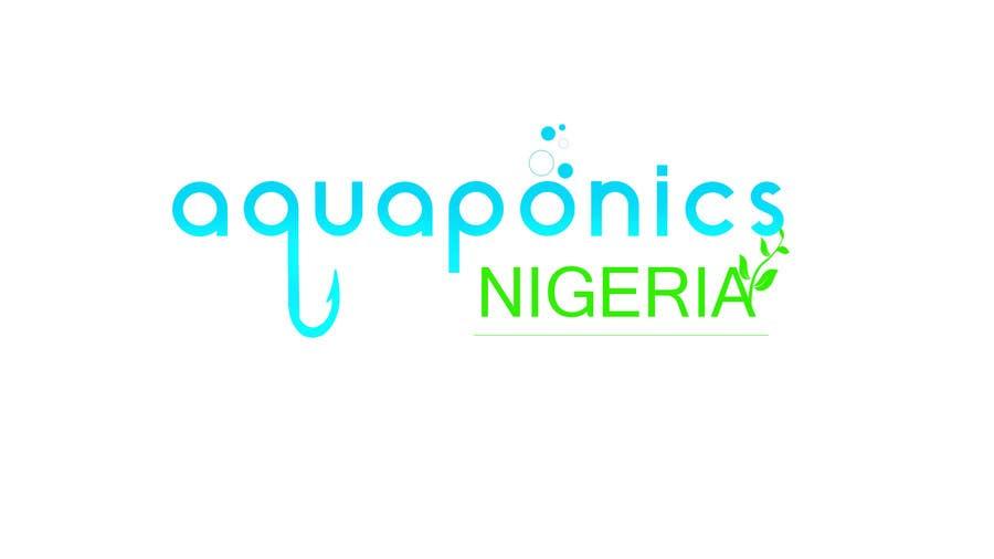 Contest Entry #40 for Design a Logo for www.AquaponicsNigeria.com