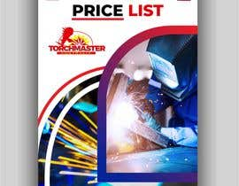 #3 for Design a new price list cover for Torchmaster af liaqutmirme4