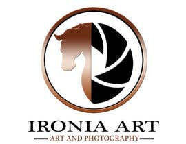 #15 for Design a Logo for equestrian artist by xtrem777