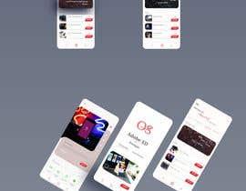 #35 cho Adobe XD: App Mockup/UI Designer. bởi daveasu