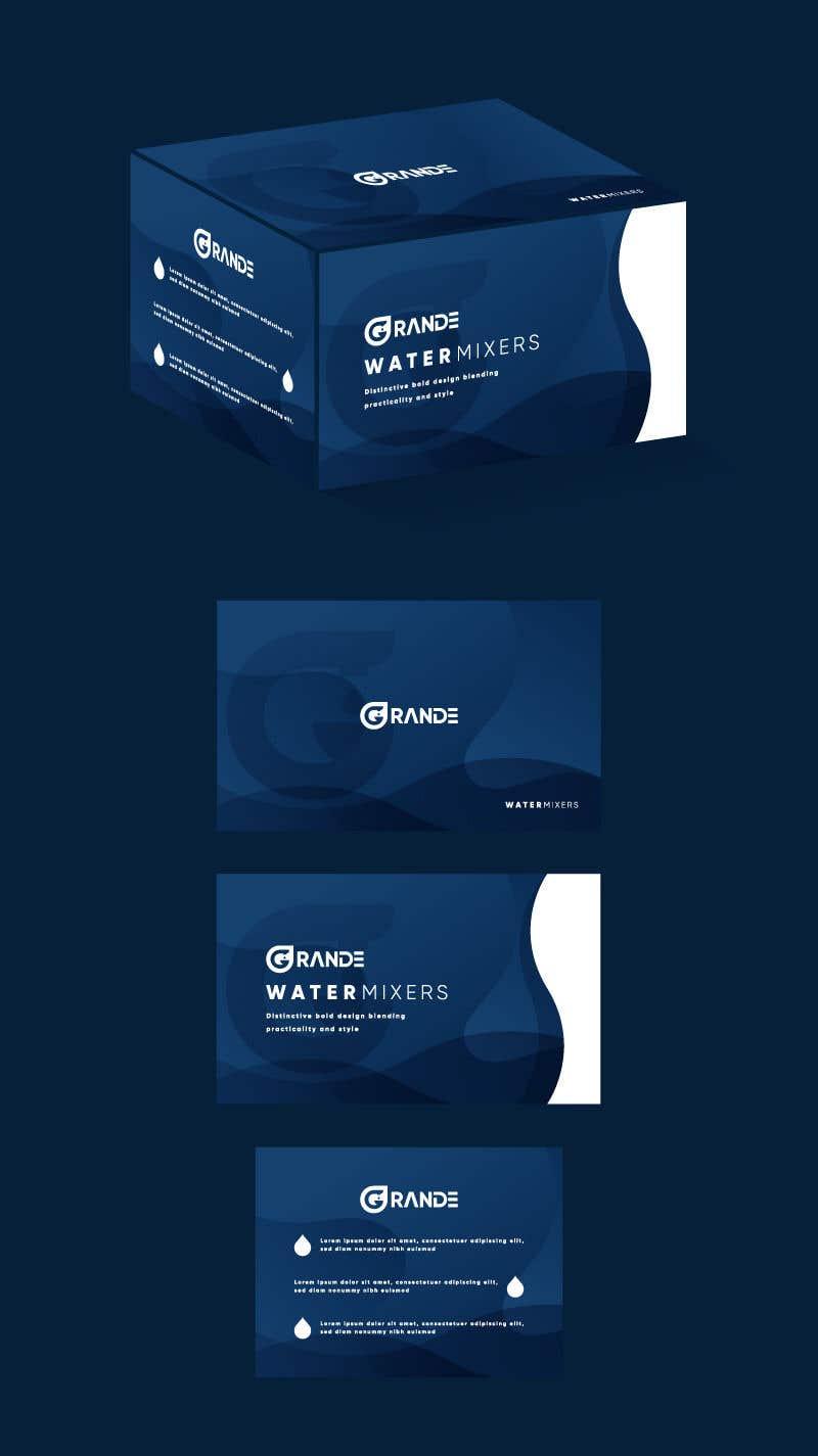 Konkurrenceindlæg #                                        33                                      for                                         Water Mixer Packing Design