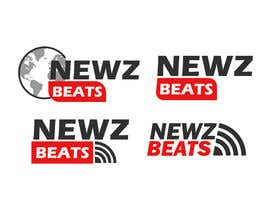 #98 for logo for new channel by the name newzbeats by VirajAsitha33