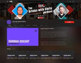 #89 for Create a YouTube banner for my podcast channel af mdsium
