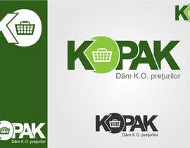 #129 untuk Logo Design for e-Commerce website oleh akshaydesai