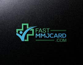 #421 untuk Logo Design Contest FastMMJCard.com oleh amirhamjan91