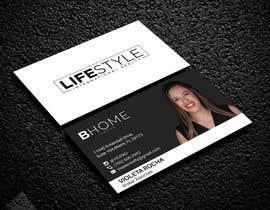 #554 untuk Business Card Design - Violet Rocha oleh kailash1997