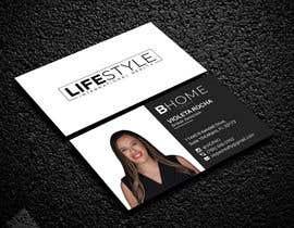 #557 untuk Business Card Design - Violet Rocha oleh kailash1997