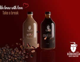 #16 cho We need Bottle Sticker/Label Designs for Two (2) Different Iced Coffee Products bởi Arthyarts