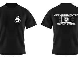 #262 for T-shirt design for Apple computer repair store. by Mehedi6Hasan