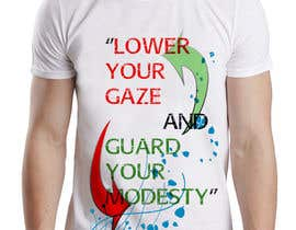 #9 untuk Design a T-Shirt as a Walking Reminder oleh akashcanalso