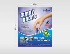 nº 7 pour DUNNY DROPS PACKAGING CONCEPTS par fachrydody87