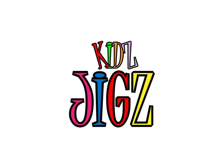 Contest Entry #                                        722                                      for                                         Kidz Puzzles (Logo Design)
