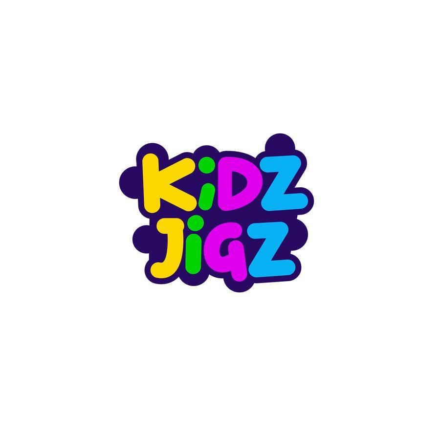 Contest Entry #                                        678                                      for                                         Kidz Puzzles (Logo Design)