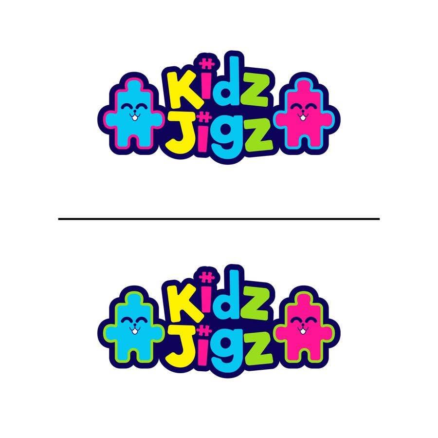 Contest Entry #                                        631                                      for                                         Kidz Puzzles (Logo Design)