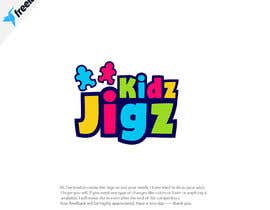#618 for Kidz Puzzles (Logo Design) af FreelancerAnik9