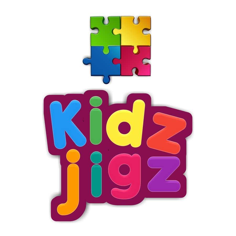 Contest Entry #                                        479                                      for                                         Kidz Puzzles (Logo Design)