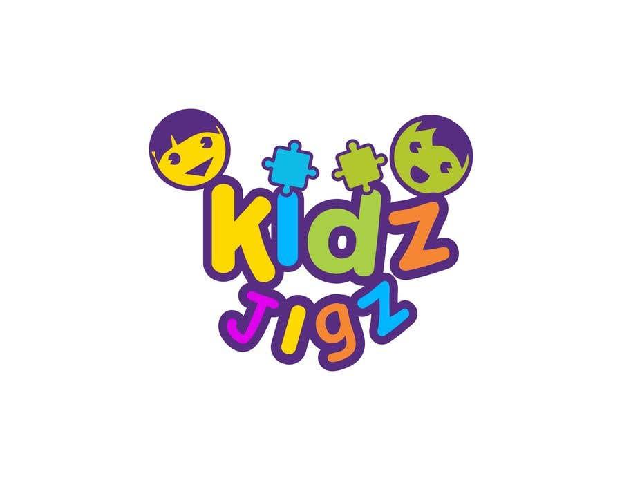 Contest Entry #                                        653                                      for                                         Kidz Puzzles (Logo Design)
