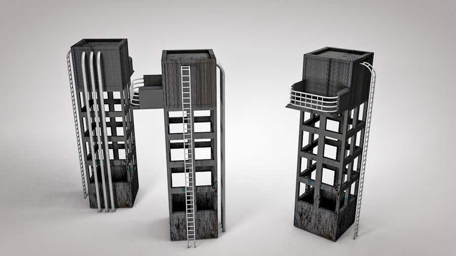 Konkurrenceindlæg #                                        7                                      for                                         3D modeling, not very detailed designing - 23/11/2020 11:44 EST