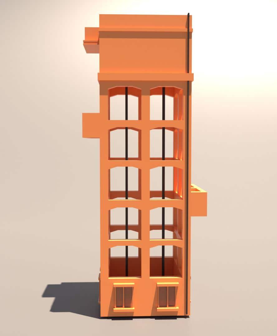 Inscrição nº                                         8                                      do Concurso para                                         3D modeling, not very detailed designing - 23/11/2020 11:44 EST