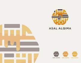 #134 for Logo design for honey af Noma71