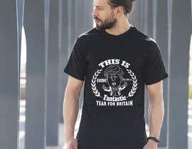 #32 for T-shirt design from a tweet by nasrinsultanariy