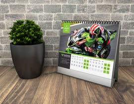 #38 for Create a 2021 Desk Calendar by HasanCQUT