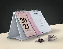 #36 for Create a 2021 Desk Calendar by azadasma38