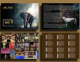 #37 for Create a 2021 Desk Calendar by morshedalamsajin