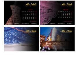 #16 for Create a 2021 Desk Calendar by oshin33