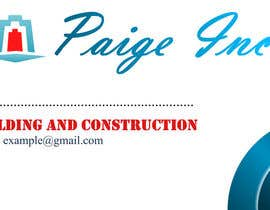 #76 for Concevez des cartes de visite professionnelles for Paige Inc by djamelmand