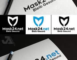 #90 cho mask24.net: Design of our new Logo bởi graficosjhonatan