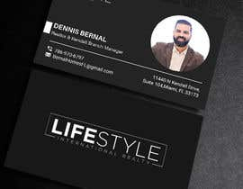 #429 for Dennis Bernal - Business Card by kailash1997