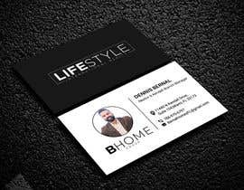 #432 for Dennis Bernal - Business Card by kailash1997